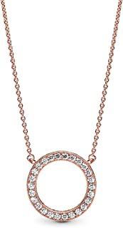 Pandora Pendant Necklace for Women, 45 cm, 580515CZ-45