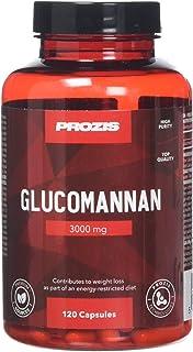 Prozis Glucomannan  - Suplemento Natural para la Pérdida de