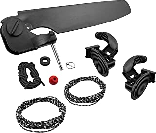 Vibe Yellowfin 130T Tandem Kayak Rudder Kit - Includes All Hardware