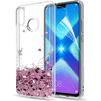 Coque gel integrale protection huawei honor 8x