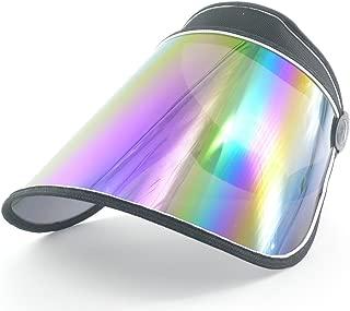 Oidon Plastic Sun Visor UV Protection Hat Cap