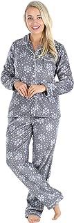 Sponsored Ad - Frankie & Johnny Women's Fleece 2-Piece Loungewear Pajama Set