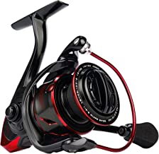 KastKing Sharky III Fishing Reel - New Spinning Reel - Carbon Fiber 39.5 LBs Max Drag - 10+1...