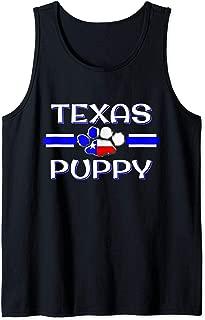 Submissive Texas Puppy Shirt | TX BDSM Human Pup Play Fetish Tank Top