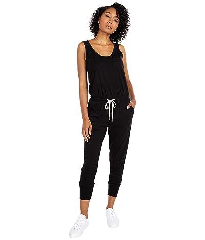 n:philanthropy Opal Jumpsuit (Black Cat/Black) Women