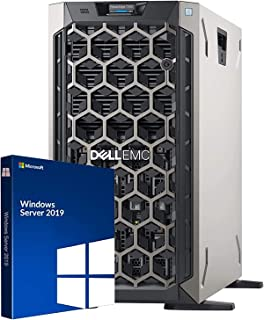 Renewed Dell PowerEdge R630 Server 2X E5-2680v3 2.50Ghz 24-Core 192GB 10TB H730P Rails