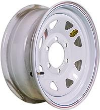 Arcwheel White Spoke Steel Trailer Wheel - 16