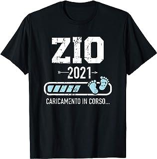Uomo Zio 2021 carico Maglietta