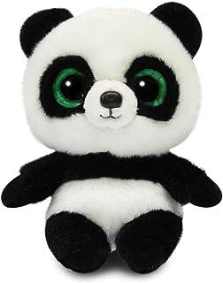 Aurora Ring Ring Panda, Multi-Colour, 5 In, AU61102