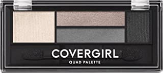 COVERGIRL Eye Shadow Quads Stunning Smokeys 715.06 oz (packaging may vary)