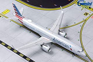 GeminiJets GJAAL1850 1:400 American Airlines Airbus A321neo Airplane Model
