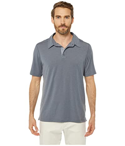 Marmot Wallace Polo (Steel Onyx Heather) Men