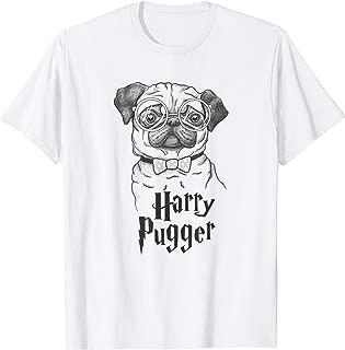 Harry Pugger Pug Funny TShirt
