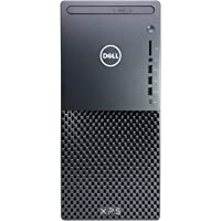 Dell XPS Tower Desktop with Intel Quad Core i3-10100 / 8GB / 1TB / Win 10