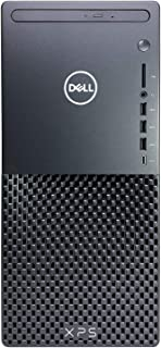 Dell_XPS 8940 Tower Desktop Computer - 10th Gen Intel Core i7-10700 8-Core up to 4.80 GHz CPU, 64GB DDR4 RAM, 1TB SSD + 2T...