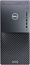 Dell_XPS 8940 Tower Desktop Computer - 10th Gen Intel Core i7-10700 8-Core up to 4.80 GHz CPU, 64GB RAM, 2TB SSD + 6TB Har...