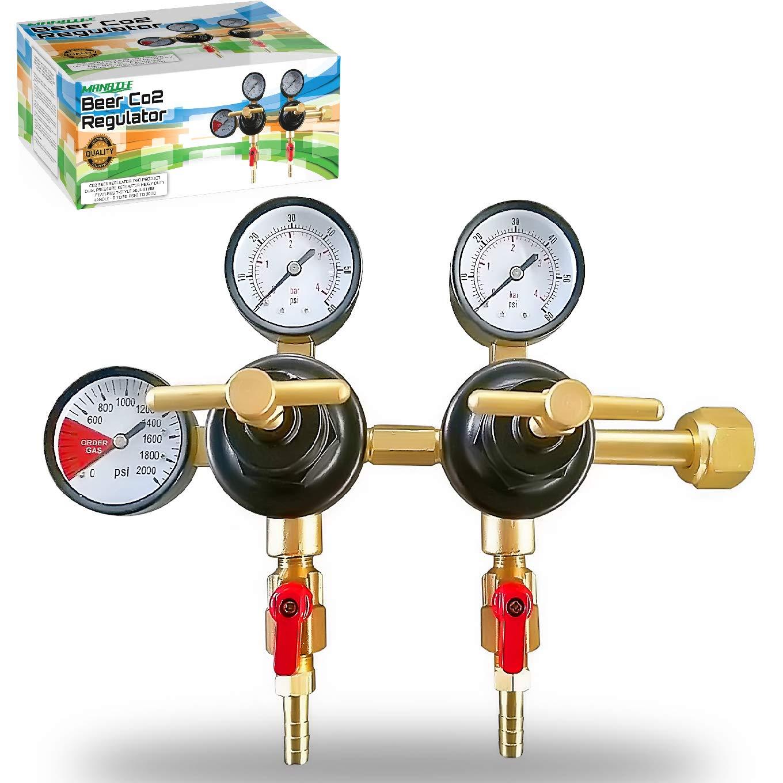 Regulator Pressure Kegerator Features Adjusting