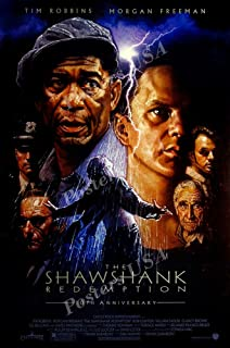 Posters USA - The Shawshank Redemption Movie Poster GLOSSY FINISH- MOV122 (24