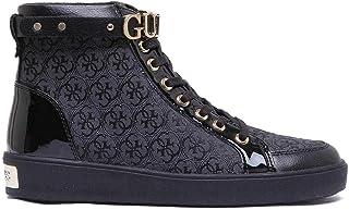 0a2ca26987 Guess Sneaker Femme Gracely Noir, Noir, 39 EU
