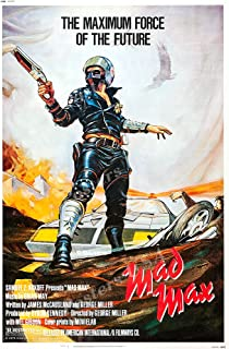Posters USA Mad Max 1979 Movie Poster GLOSSY FINISH - FIL655 (24
