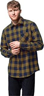 Jack Wolfskin Red River Hemd Chemise pour Homme. Homme