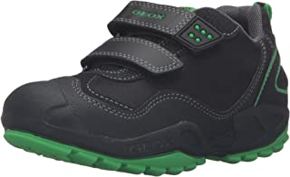 Geox Jr New Savage Boy 2-K Sneaker