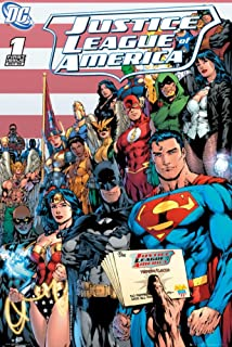 DC Comics - Justice League Cover Poster 24 x 36in