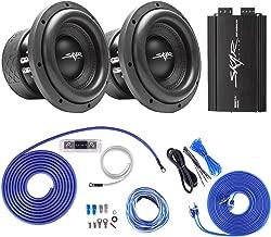 Skar Audio MA-8 D4 Dual 8
