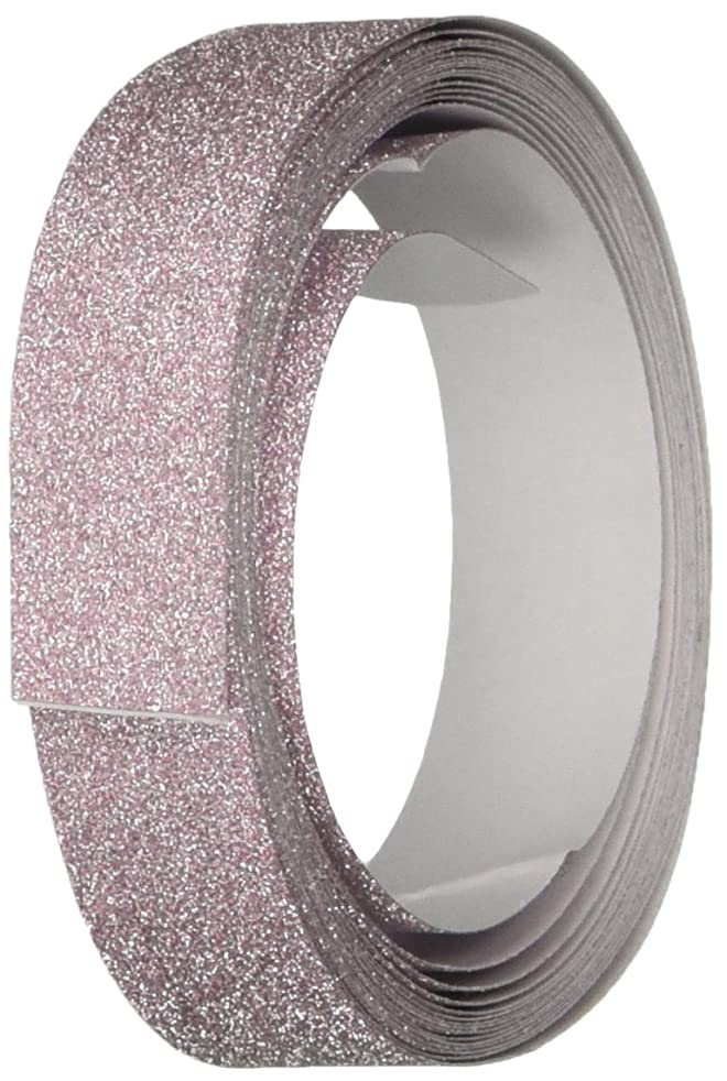 DARICE 121718 3-Yard Sparkle Tape, 15mm, Purple