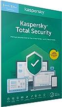 Kaspersky Total Security 3 Licencias 2 Años | PC/Mac/Android | Codigo en en paquete [windows_10,windows_8_1,windows_7,mac_...