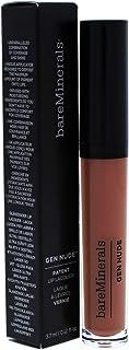bareMinerals Gen Nude Patent Lip Lacquer - Squad, 3.7 ml
