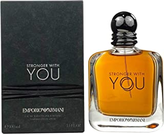 Giorgio Armani Stronger With You for Men Eau de Toilette 100ml 3605522040588