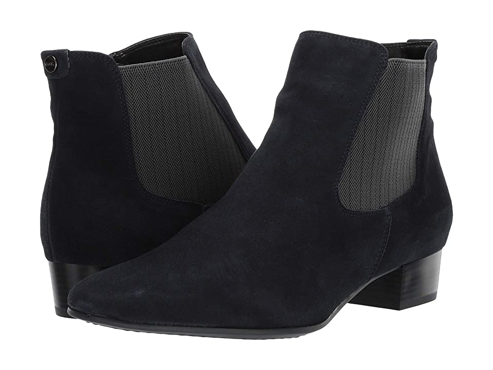 ara Millicent (Navy Suede) Women