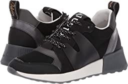 Black/Anthracite Mini Mesh/Rubber/Nubuck/Vitello Satine