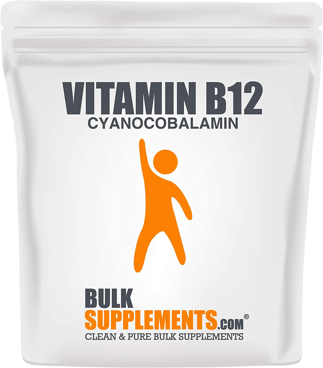 BulkSupplements.com Pure Cyanocobalamin New products, world's highest quality popular! Vitamin 50 Outstanding B12 Powder