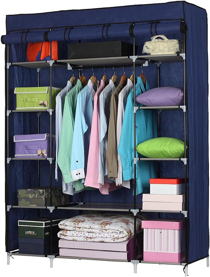 Clothes Closet Houston Mall Portable Wardrobe Storage Organiz 2021 Durable