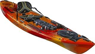 ocean kayak flush mount rod holder