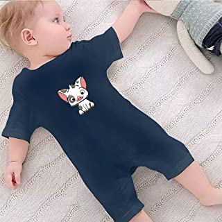 Baby Boy Bodysuits Cherry Blossom Clipart-1 Infant Long Sleeve Romper Jumpsuit