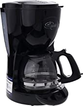 Delonghi Filter Coffee Machine -Icm2.B, Black, Plastic Material