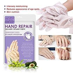 MianYang 5 Pairs Hands Moisturizing Gloves, Hand Skin Repair Renew Mask