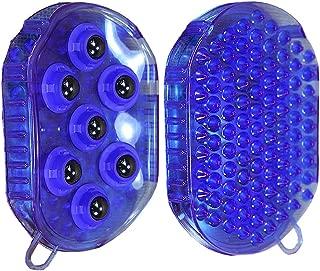 Tough-1 Rubber Jelly Massage Mitt