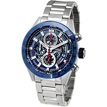 [タグホイヤー] 腕時計 CAR201T.BA0766 メンズ 並行輸入品 シルバー [並行輸入品]