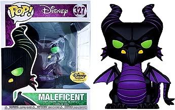 Funko Pop! Disney Treasures Maleficent Dragon #327 Exclusive 6