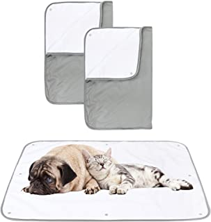 Paw Legend Multiple Sizes Waterproof Dog Blanket for Couches,Sofa,Bed and Car | Pet Fleece Incontinence Blanket Pad for Do...