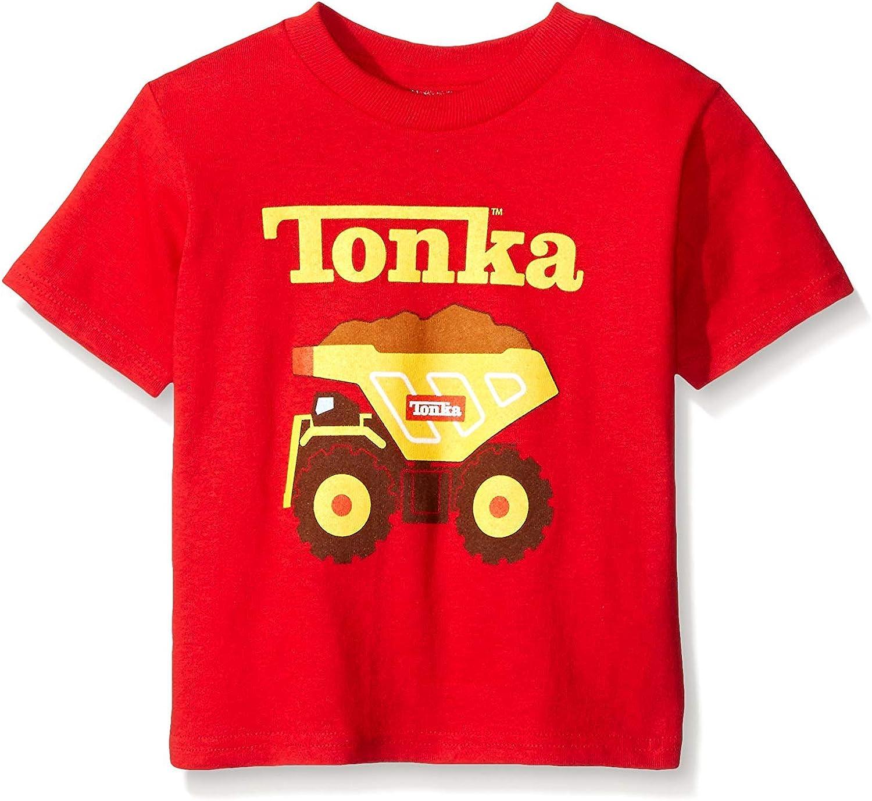 Tonka Boys' Short Sleeve T-Shirt Shirt