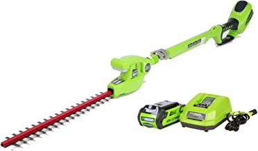 long electric hedge trimmer