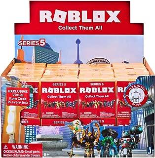 Roblox Series 5 Mystery Figure Box Mini Blind Block Collectibles-1 Block