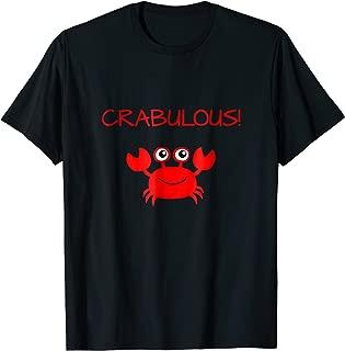 Crabulous Crab Tshirt