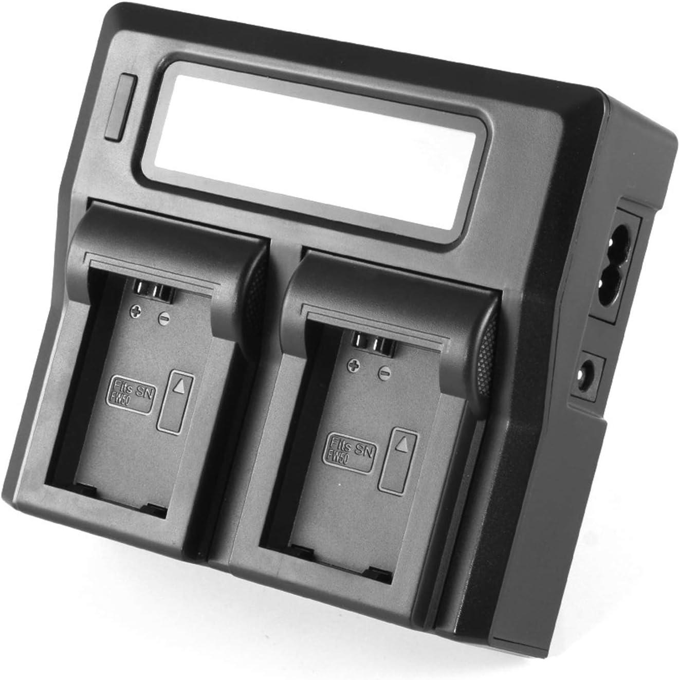 DCR-SR220 DCR-SR220D Handycam Camcorder USB Travel Battery Charger for Sony DCR-SR210