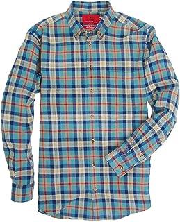 Southern Proper Southern Flannel in Burton Plaid Final Sale